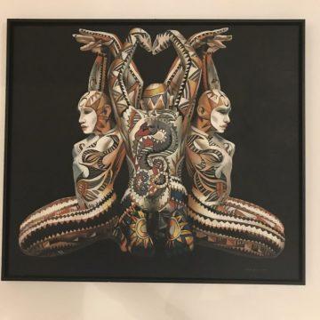 Entusiasmante mostra di Rabarama intitolata MOMENTO