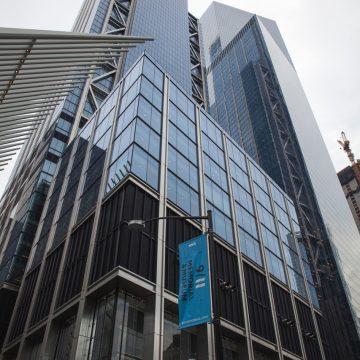 """Nello Petrucci y """"L'essenza della leggerezza"""" en exposición permanente al 3 World Trade Center de New York"""